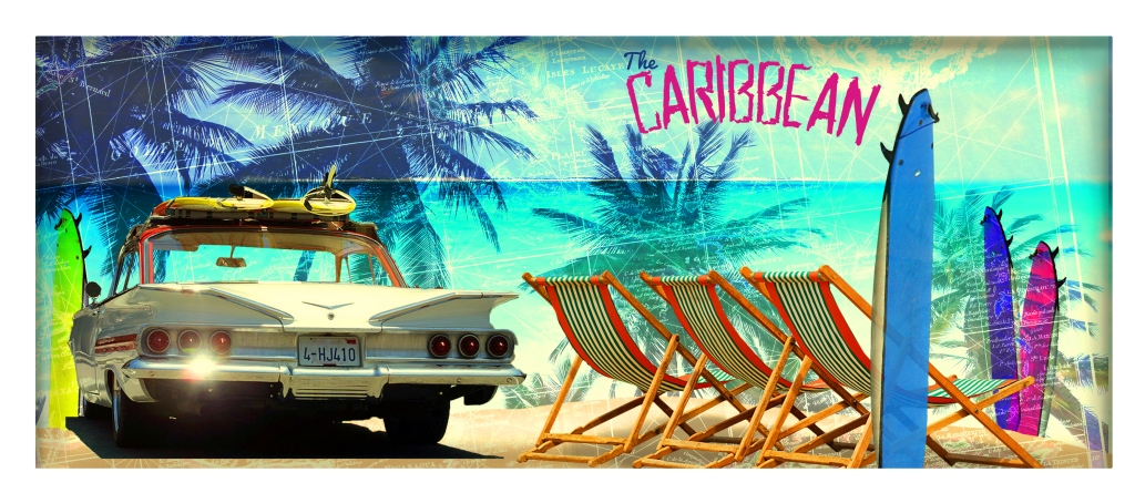 Carribean Travel Banner