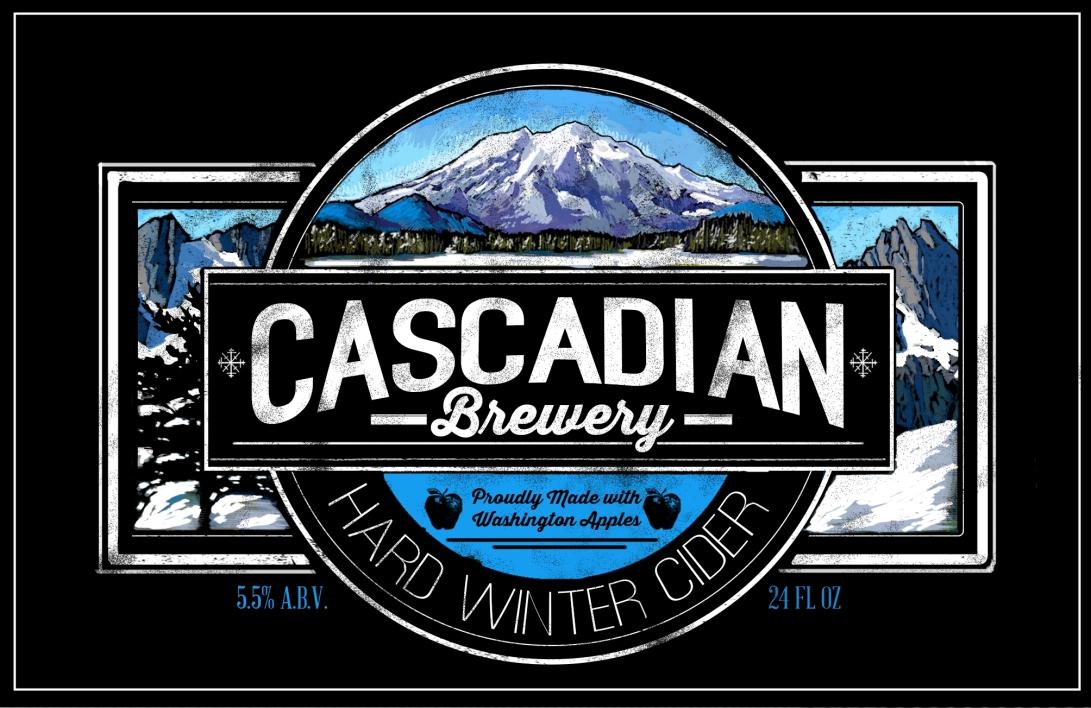 Cascade Winter Cider