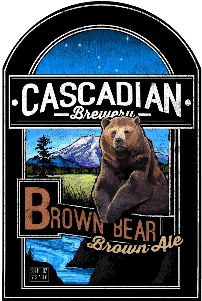 Cascadian Bear Ale