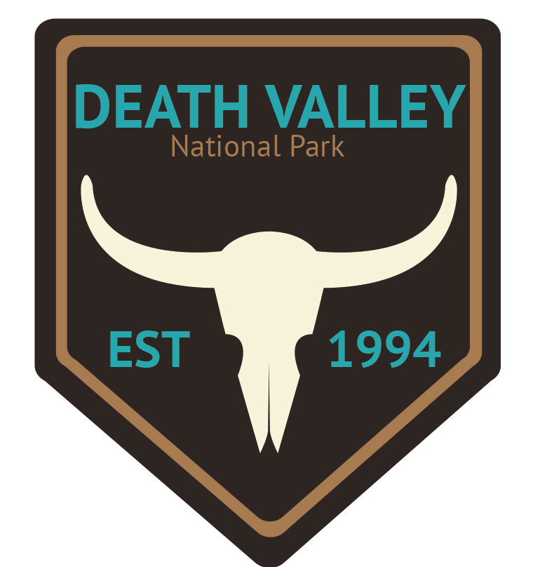 death valley skull