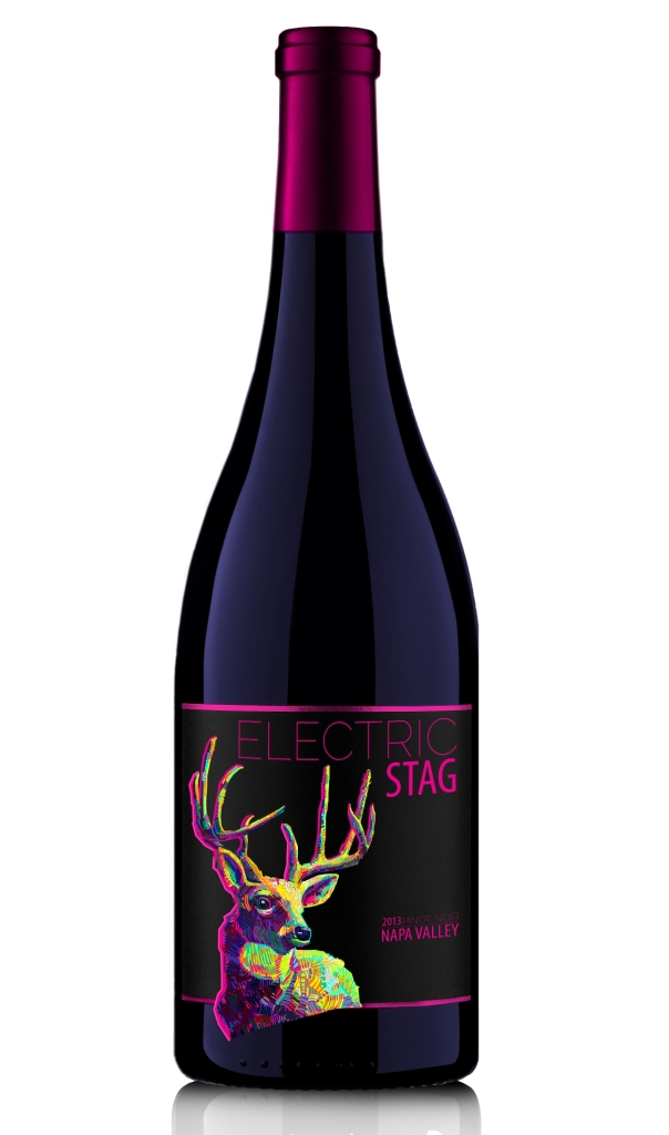 Electric Stag Bottle