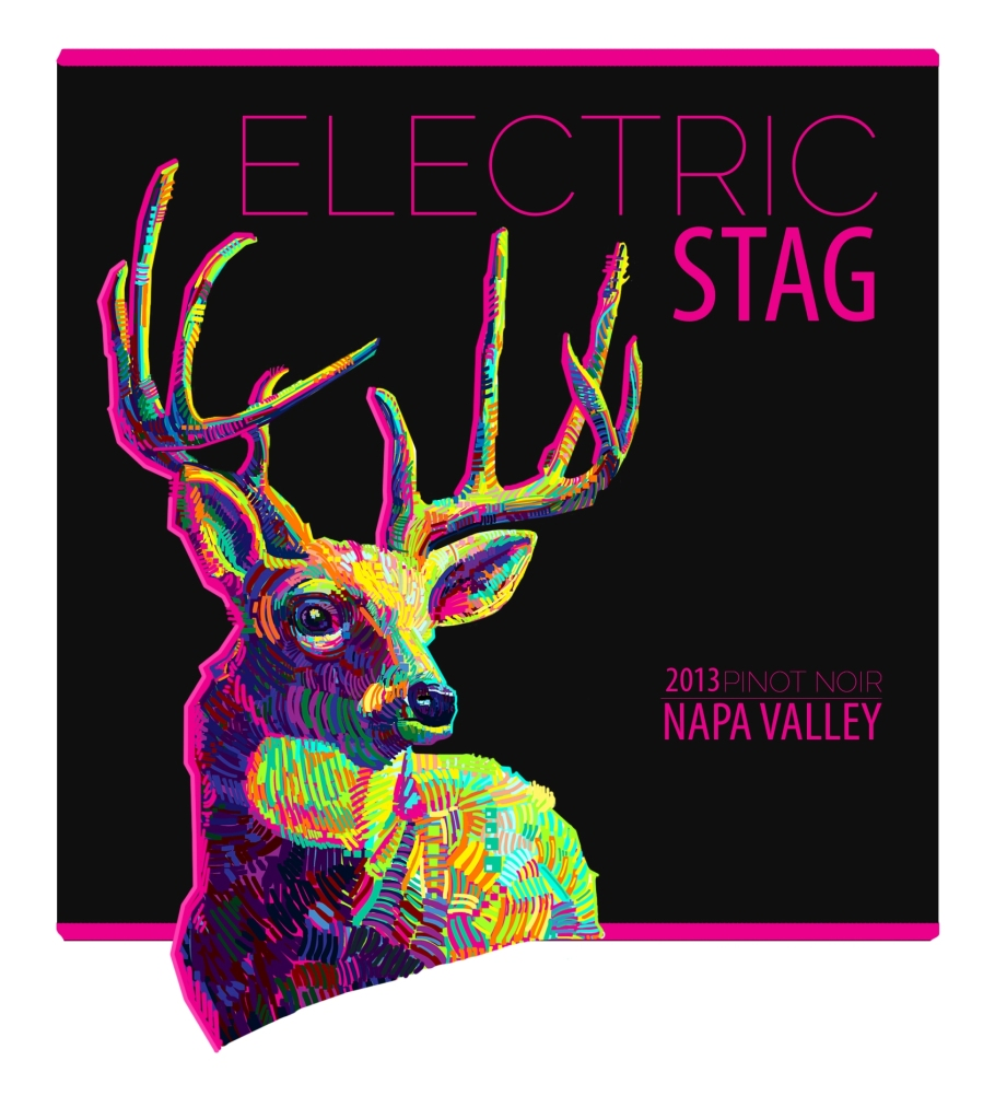 Electric Stag Label