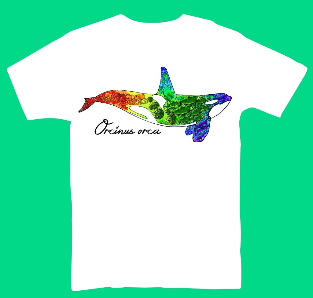 Orca T-Shirt Design