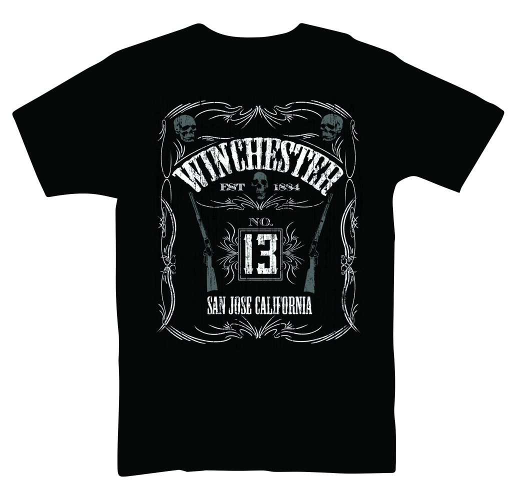 Winchester Mystery House T-Shirt