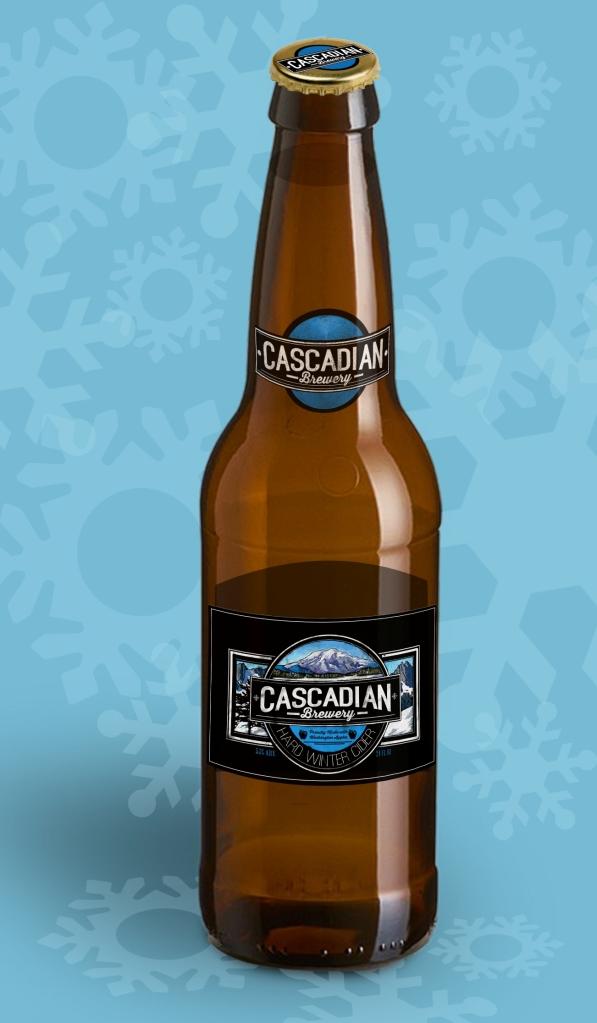 Winter Cider Bottle Mock